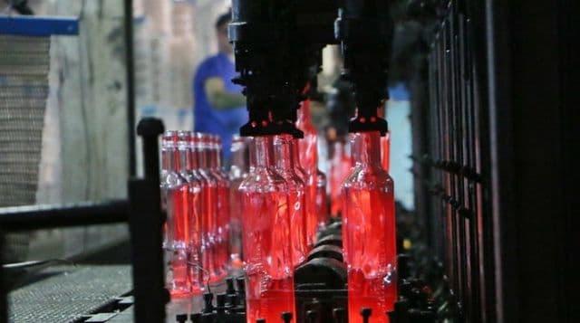 ЛКМ ДЛЯ СТЕКЛОТАРЫ.</br>Эмали и лаки для окраски стеклотары в промышленных условиях.