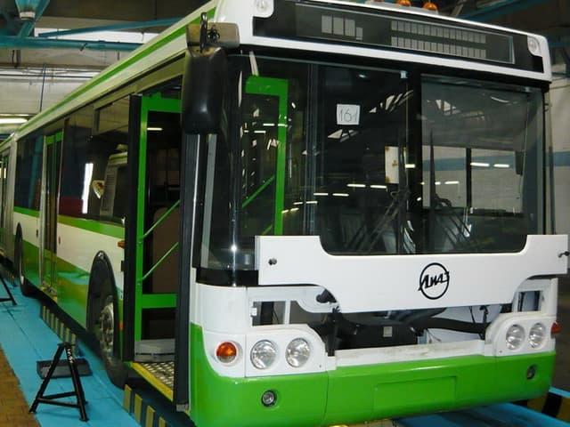 ЛКМ ДЛЯ АВТОБУСОВ.</br>Грунты и эмали для окраски автобусов и другого транспорта 3-кл покрытия.