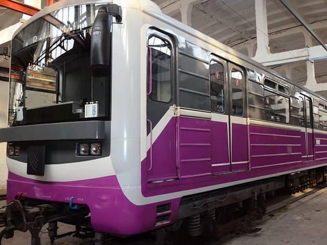 ЛКМ ДЛЯ МЕТРО.</br>Грунты и эмали для окраски вагонов метрополитена 3-кл покрытия.