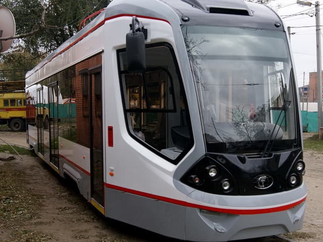 ЛКМ ДЛЯ ТРАМВАЕВ.</br>Грунты и эмали для окраски трамваев и другого транспорта 3-кл покрытия.
