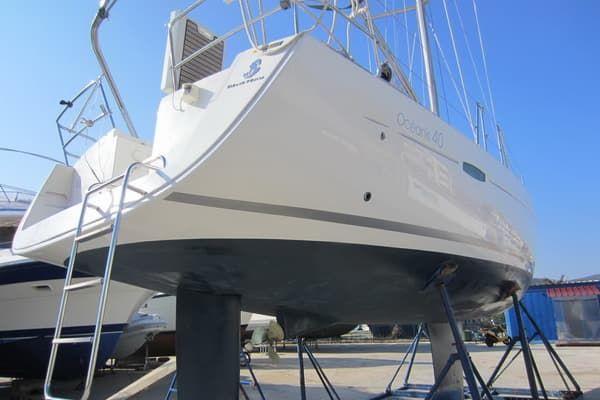 ЛКМ ДЛЯ ЯХТ.</br>Эмали и лаки для окраски яхт и катеров из стеклопластика и композита.